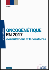 Rapport L oncogenetique en 2017 large vignette publication